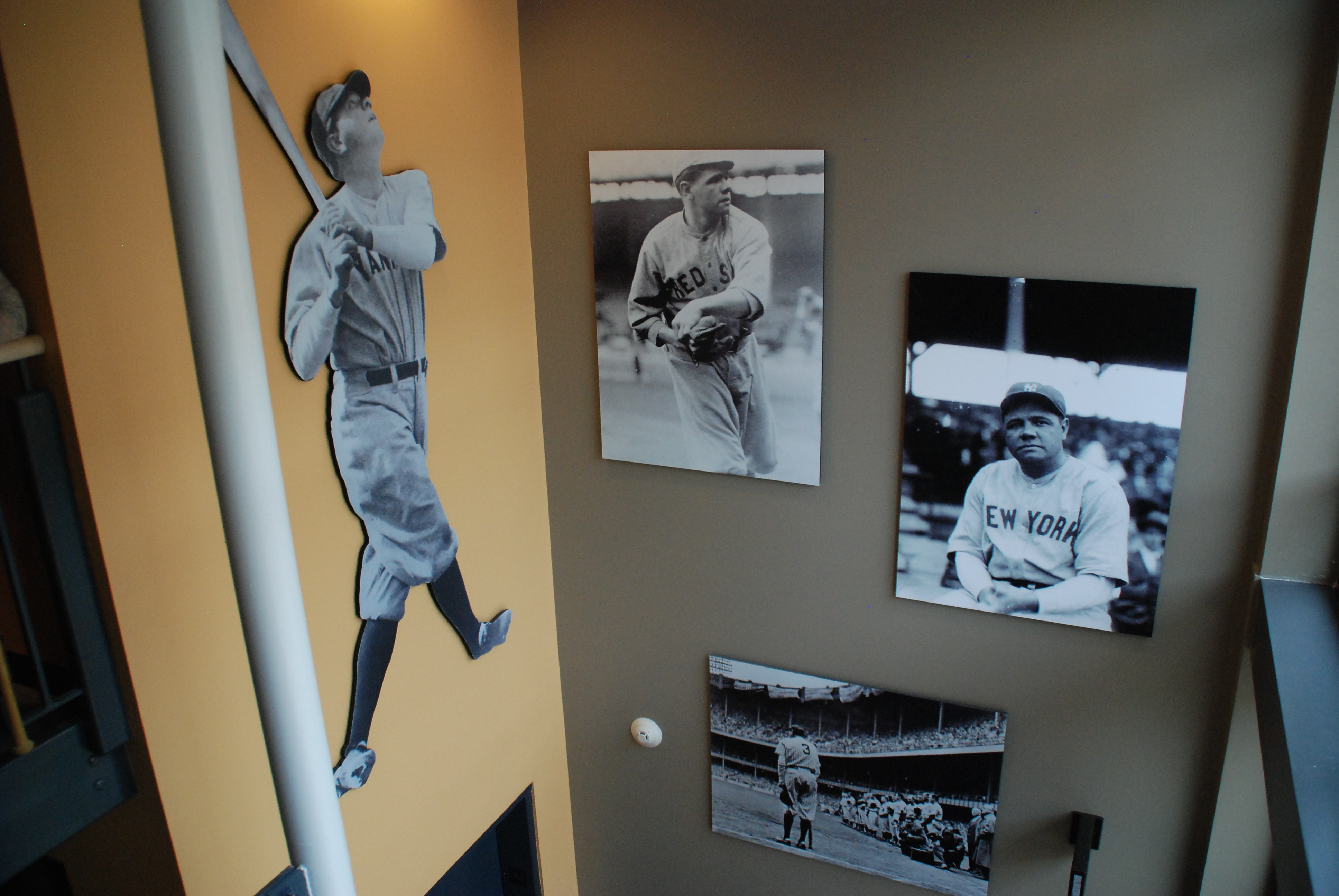 School Field Trips  Babe Ruth Birthplace Museum Baltimore Md-4600