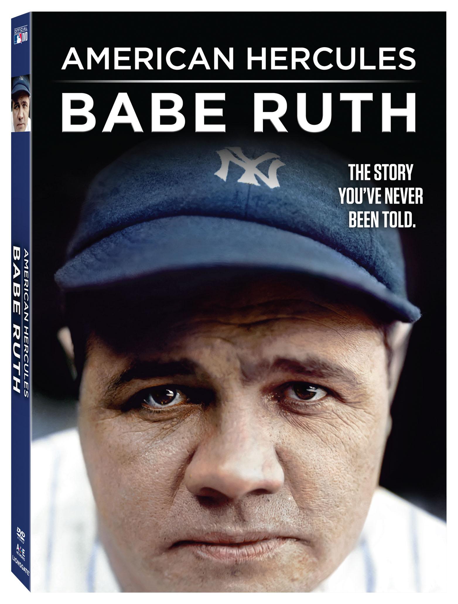 American Hercules Babe Ruth Dvd-6335
